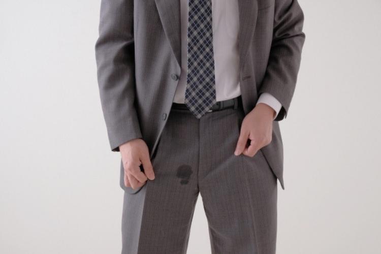 尿漏れ・失禁でパンツにシミ