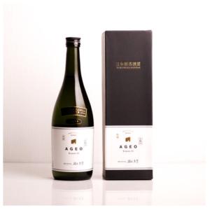 AGEO 生酛45 純米大吟醸